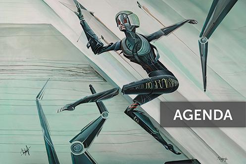 MOVING ON: Agenda Online!