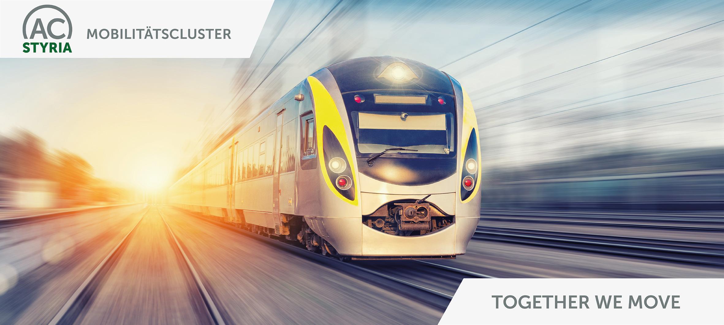 ACstyria Gemeinschaftsstand: Railway Forum Berlin 2021
