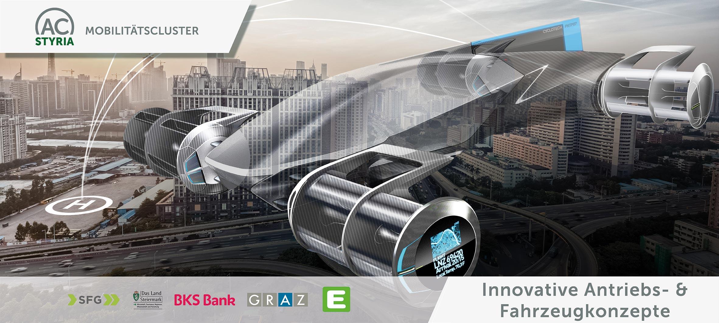 Business Lounge Innovative Antriebs- und Fahrzeugkonzepte